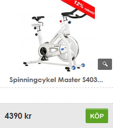 Spinningcykel Master S4030