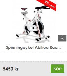 Spinningcykel Abilica Racer