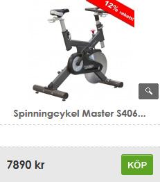 Spinningcykel Master S4060